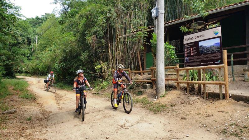 Rota Charles Darwin de Bike, Um dos lugares para fazer staycation no Rio de Janeiro