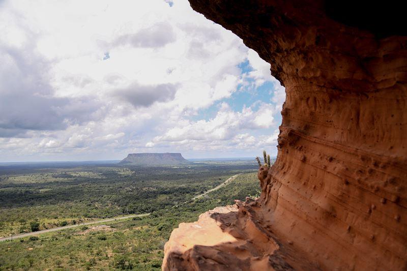 Chapada das Mesas no Maranhão, um dos destinos de natureza brasileiros imperdíveis