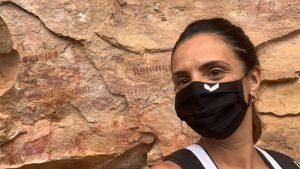 Eliane Leite na Serra da Capivara - Grupo Exclusivo Adventure Club - Galeria