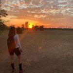 Eliane Leite Serra do Amolar Pantanal Por do Sol