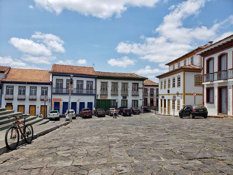 Serra do Espinhaço em Minas Gerais e Bahia, um dos lugares para viajar no feriado de 12 de outubro