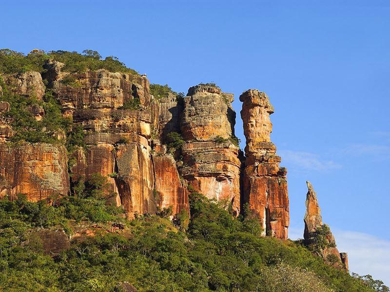 Serra do Roncador, Mato Grosso, um dos lugares para viajar no feriado de 12 de outubro